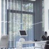 Luxaflex Vertical Transparent Screens - 89mm